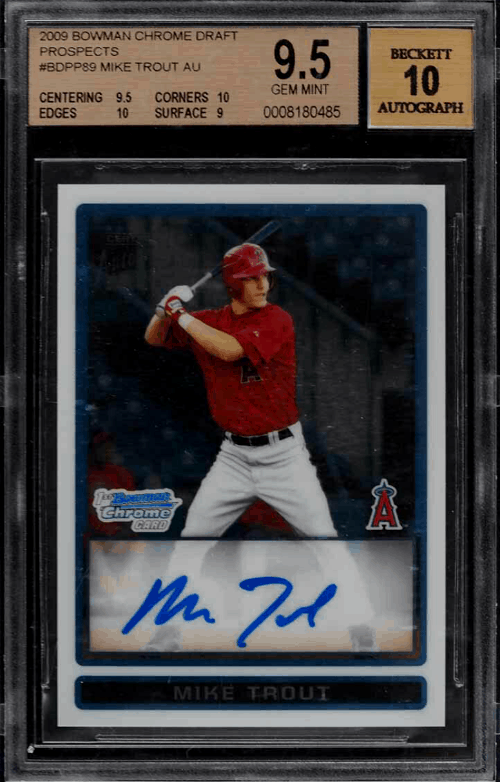 best bowman baseball cards of all-time