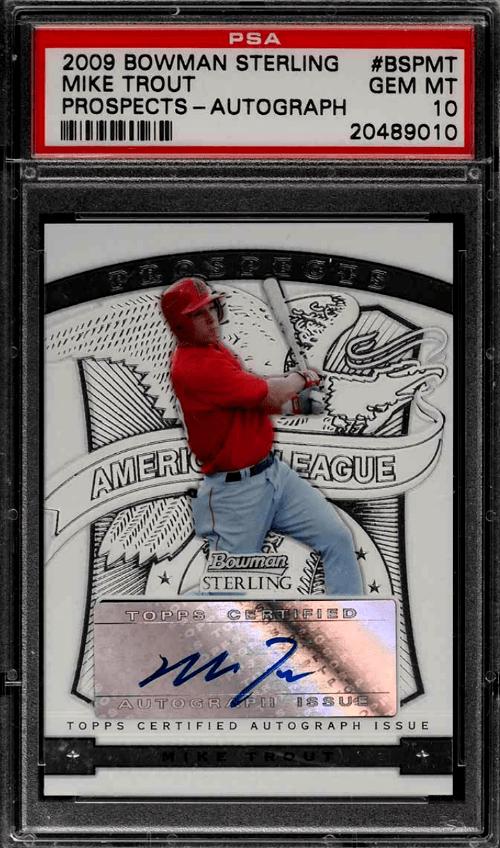 Top 13 Bowman Baseball Cards