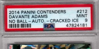 Davante Adams rookie