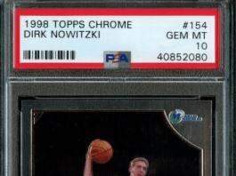 Dirk Nowitzki rookie cards
