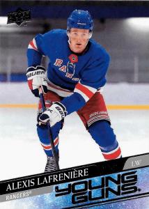2020-21 Upper Deck Series 1 Hockey Best Young Guns