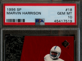 Marvin Harrison Rookie Cards