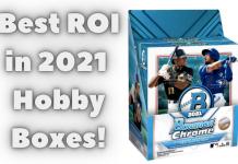 2021 bowman chrome box