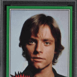 1977 Topps Star Wars Luke Skywalker
