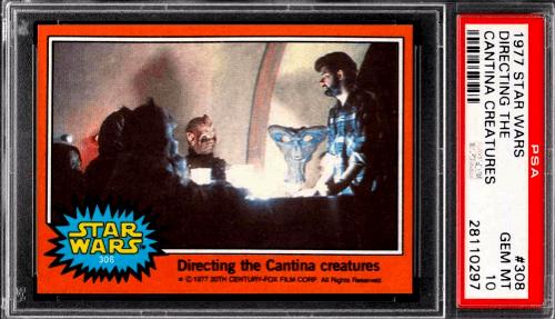 Original Star Wars Trading Cards
