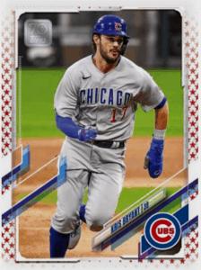 2021 Topps Series 2 Baseball Base Parallel