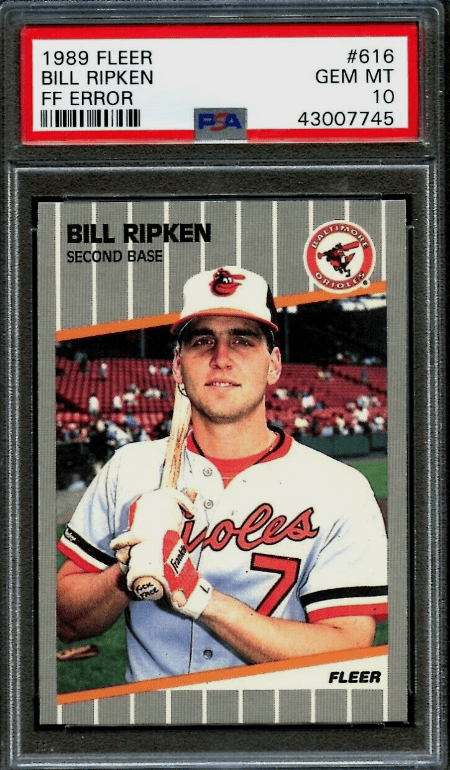 best 1980s baseball cards for sale