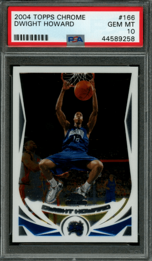 Dwight Howard Topps rookie card