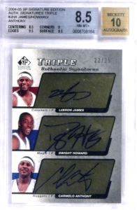 Dwight Howard Rookie Card Value