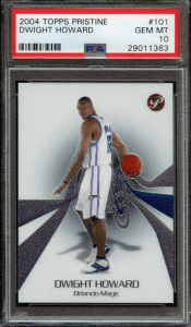 Dwight Howard Rookie Card Checklist