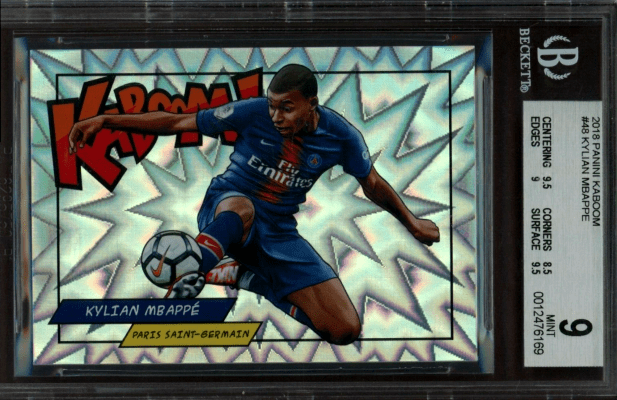 Kylian Mbappe Rookie Cards Buyers Guide