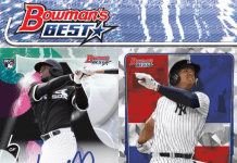 2020 Bowman's Best baseball cards Hobby Box