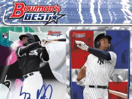 2020 Bowman's Best baseball cards Hobby Box