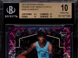Basketball Card Investing Strategy