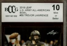 Trevor Lawrence Rookie Cards