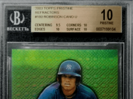 Best Robinson Cano Rookie Cards