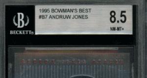 Andruw Jones Rookie Cards