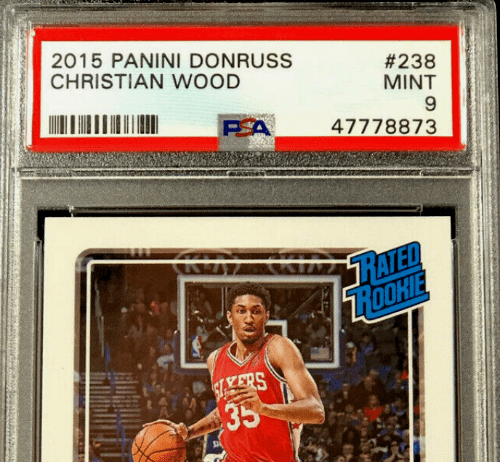 Best Christian Wood Rookie Cards
