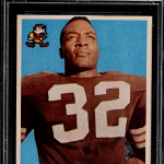 Jim Brown Football Card Value