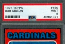 1975 topps baseball card checklist and best cards