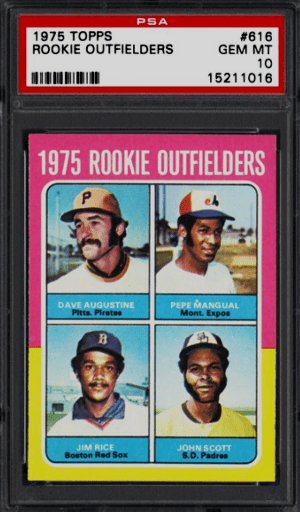 1975 topps baseball cards unopened box