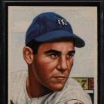 Best Yogi Berra Topps Baseball Card