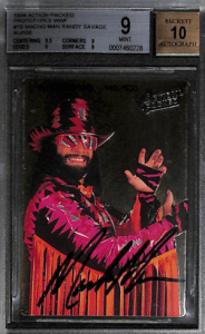 1994 Randy Savage Action Packed WWF
