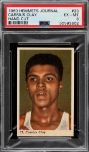 Muhammad Ali Cards Value
