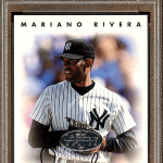 MARIANO RIVERA baseball card