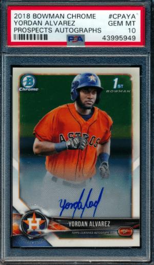 hot rookie cards baseball 2021