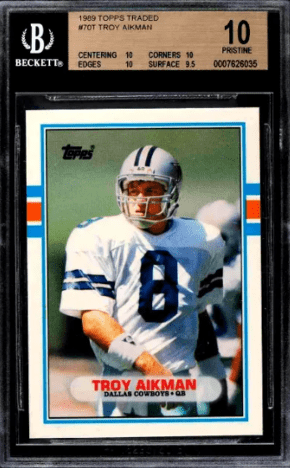 1989 topps football cards