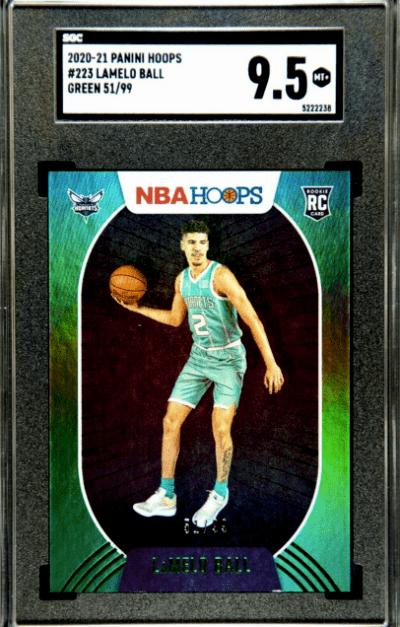 NBA Hoops hobby box