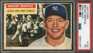 most expensive topps baseball cards