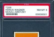 Honus Wagner t206 baseball card