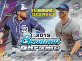 2019 bowman chrome best cards