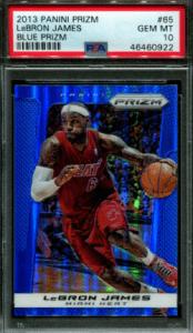 LeBron James Miami Heat Card Value