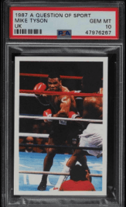 1987 Mike Tyson A Question of Sport