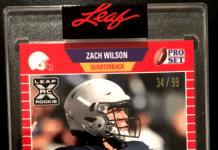 Zach Wilson Rookie Cards