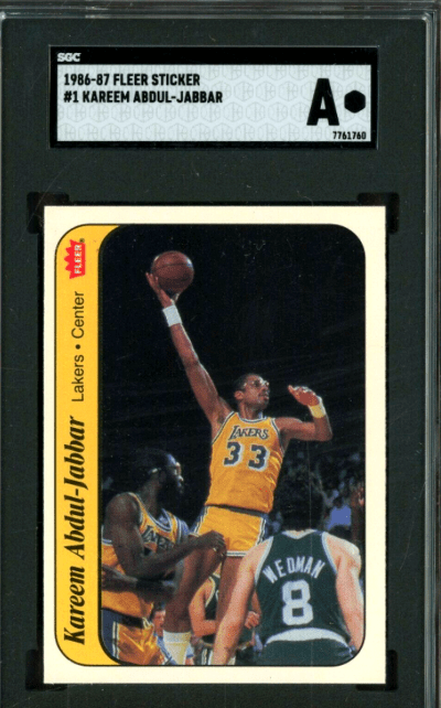 best lakers card to invest in