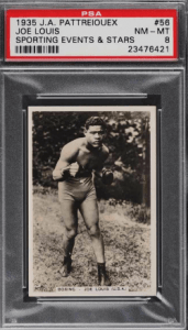 best boxing trading cards 2021