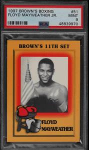 best boxing cards psa 10