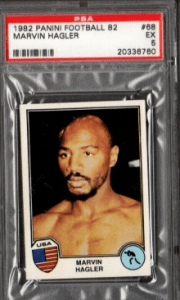 Invest in the best boxing cards