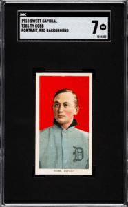 high growth baseball cards