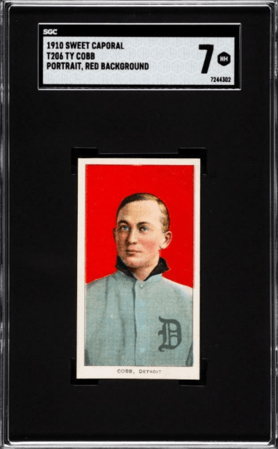 best high growth baseball cards to buy now