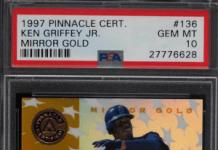 1997 Pinnacle Baseball Cards