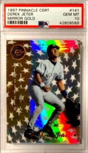 1997 Pinnacle Baseball Cards Most Valuable