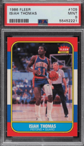 best basketball cards from 1988