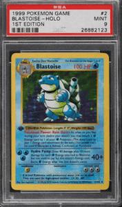 Shadowless Holo Blastoise is a super valuable pokemon