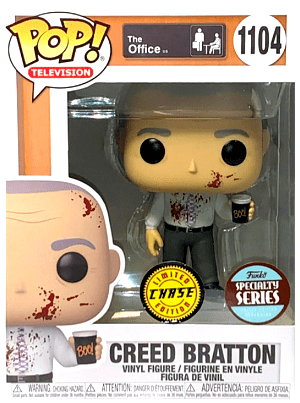 the office funko pop creed