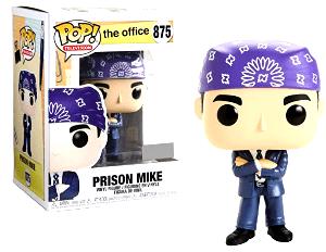 The Office Funko Pop Prison Mike